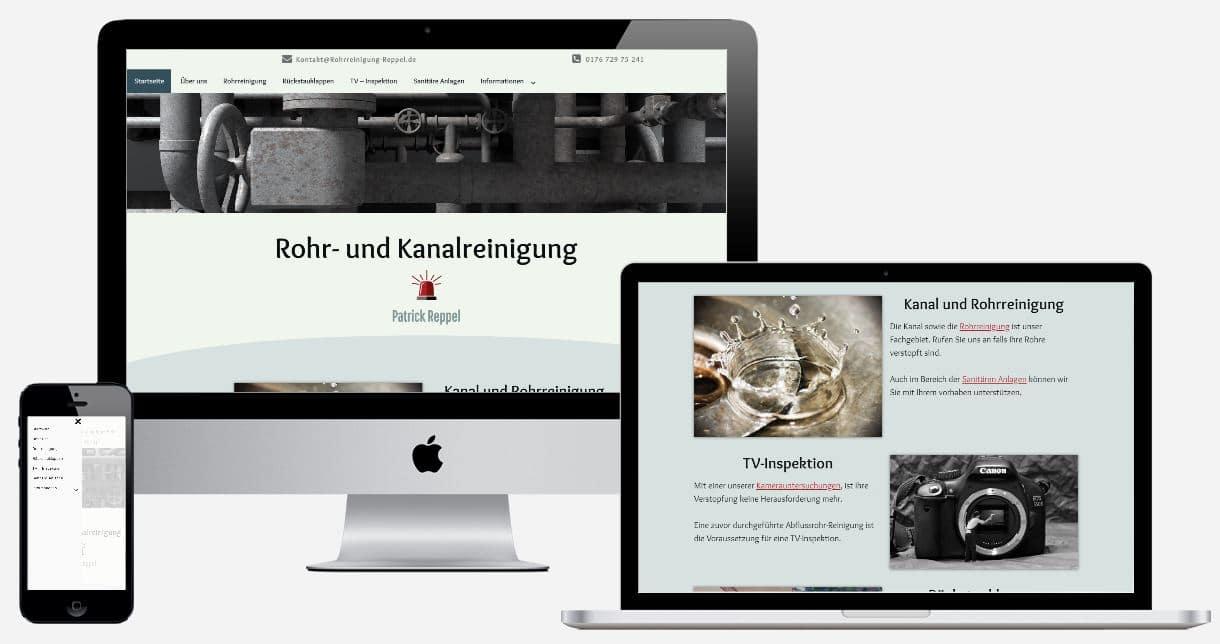 Rohrreinigung-Reppel.de