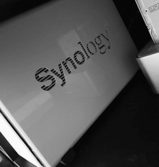 Synology einrichten