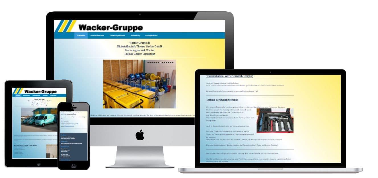 Wacker-Gruppe.de